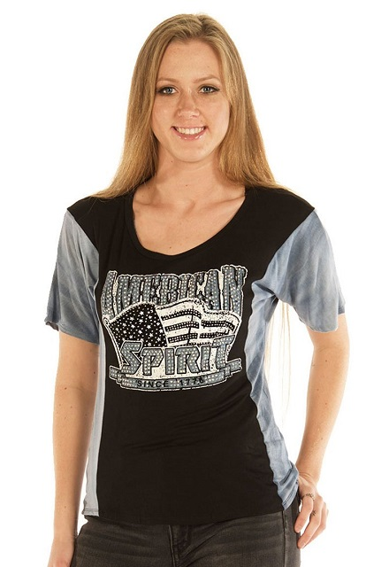 T-Shirt Liberty Wear American Spirit