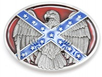 Fibbia eagle stars and bars
