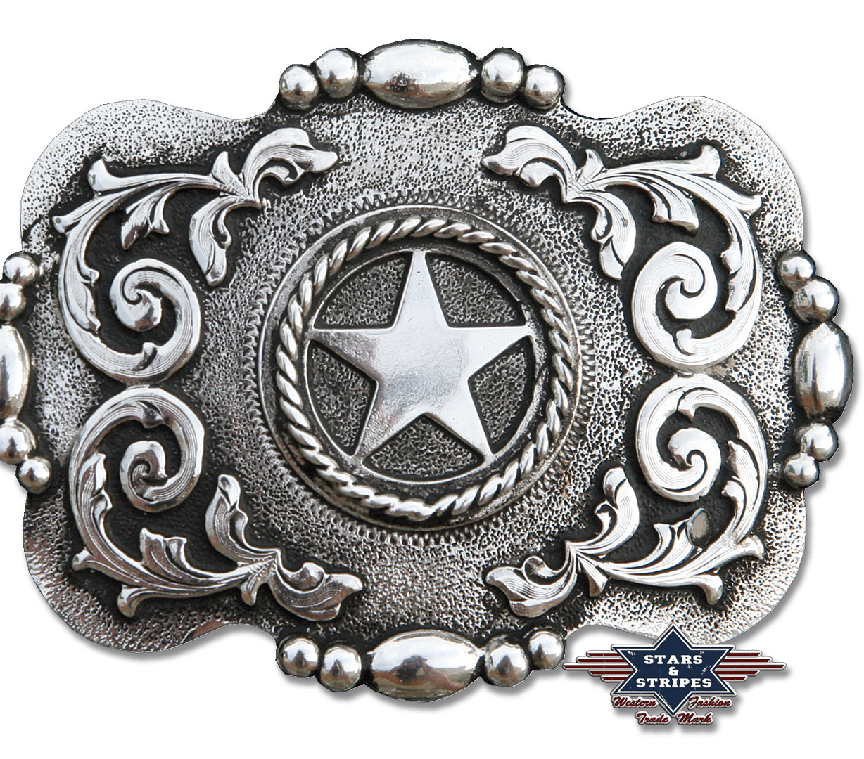 Fibbia Steel Star