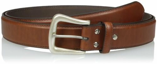 Cintura in pelle Smooth Brown