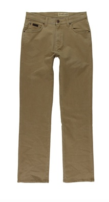 Pantaloni Wrangler Arizona stretch beige