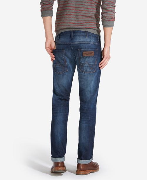 Jeans Wrangler Spencer Blue Route