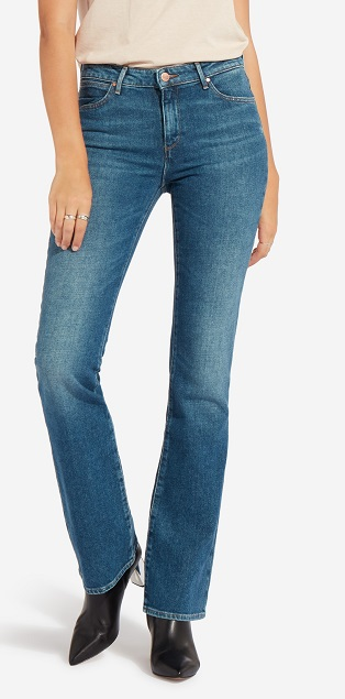 Jeans Wrangler Bootcut yucca valley