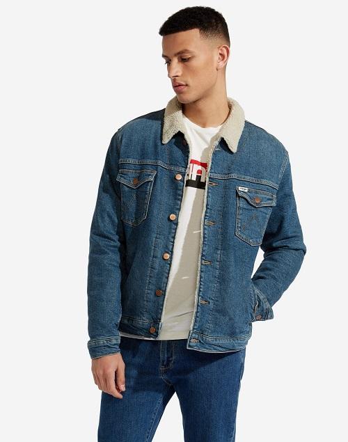 giacca con pelo dentro uomo