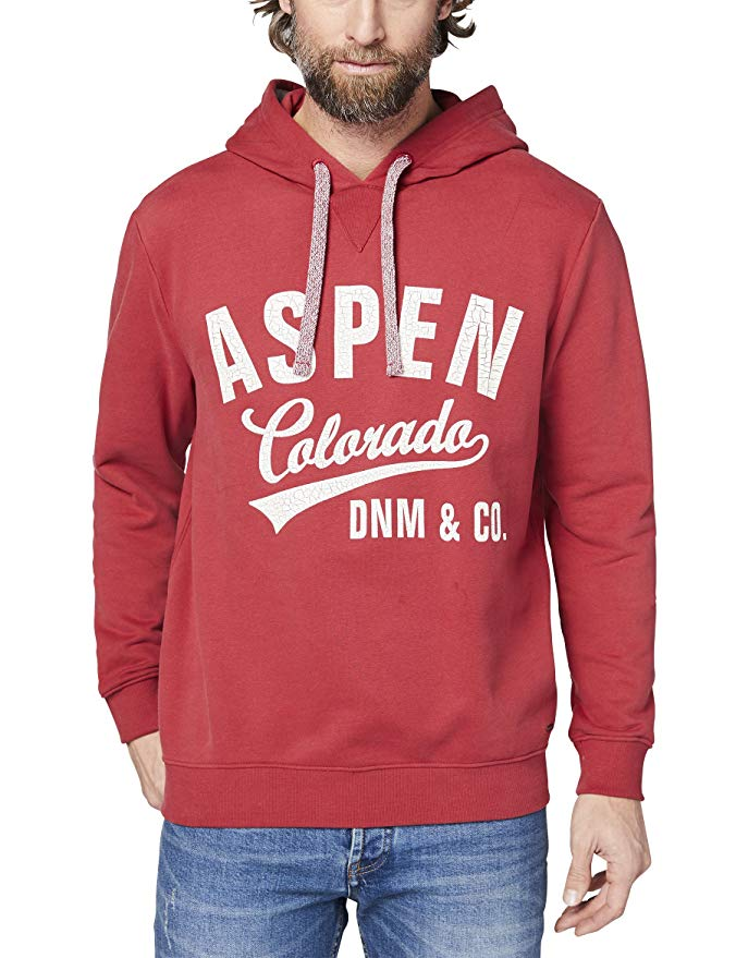 Felpa Colorado Denim Aspen red - taglia S
