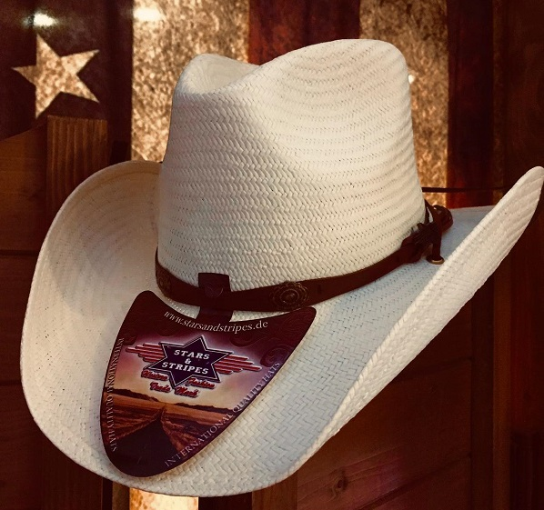 Cappello western Stars & Stripes Bandit