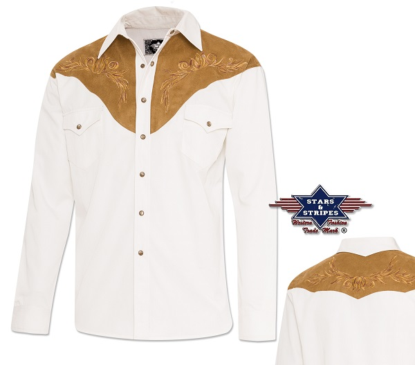 Camicia Stars & Stripes Boston