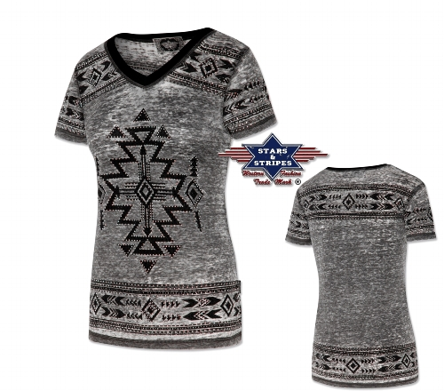 T-Shirt Stars & Stripes Lana
