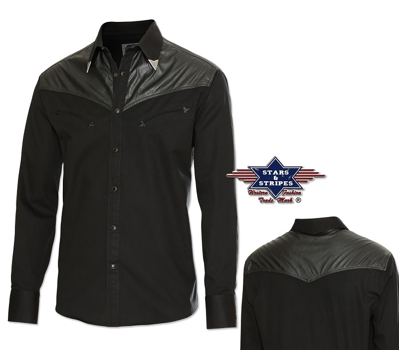 Camicia Stars & Stripes Spencer