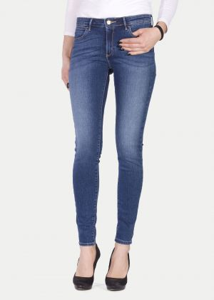 Jeans Wrangler Skinny Authentic Blue