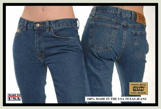 Texas Jeans Low Rise
